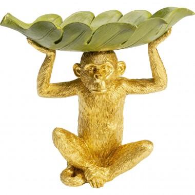 Coupe décorative Banana Leaf