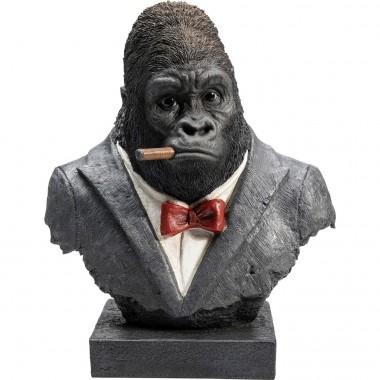 Objet décoratif Smoking Gorilla