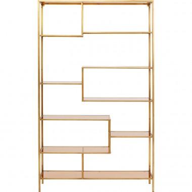 Estante Loft Gold 195x115cm