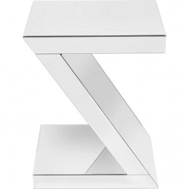 Mesa de apoio Luxury Z White 45x33cm-85652 (4)