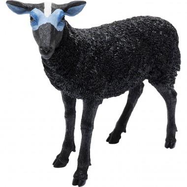 Peça decorativa Blue Mask Black Sheep