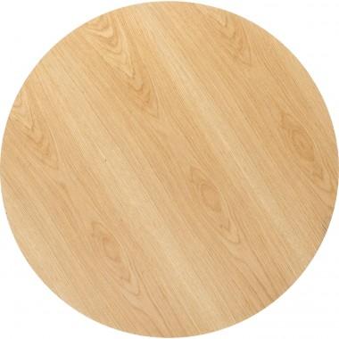 Tampo de mesa Invitation Round Oak Ø90cm