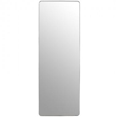 Espelho Curvy Chrome Look 200x70cm