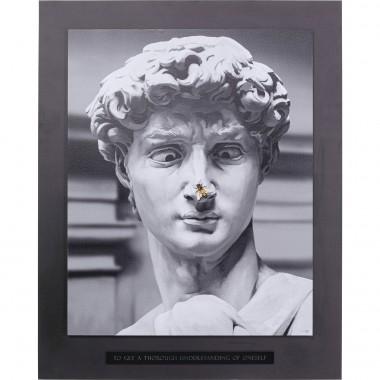 Quadro Statue 100x125cm