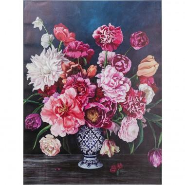 Quadro Wild Flowers 90x120cm