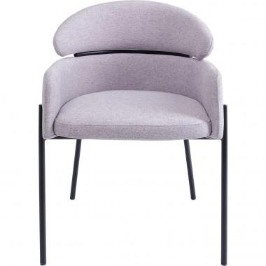 Cadeira de Braços Alexia Lavender