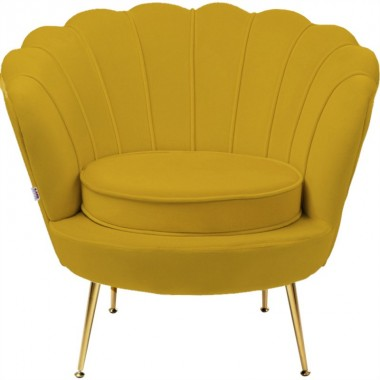 Fauteuil Water Lily jaune