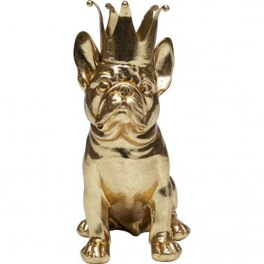 Figurine décorative Crowned Dog