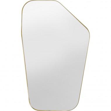 Espelho de parede Shape Brass 64x94,5cm