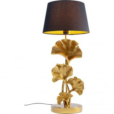 Candeeiro de mesa Leaf dourado-53221 (9)