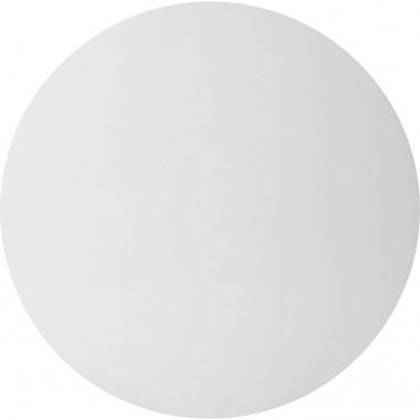 Tampo de mesa Invitation Round White Ø90cm