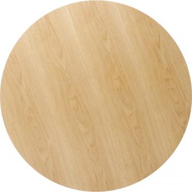 Tampo de mesa Invitation Round Oak Ø120cm