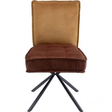 Chaise Chelsea marron