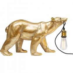Candeeiro de pé Animal Polar Bear
