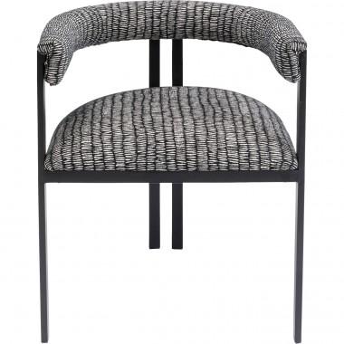 Cadeira com apoio de braço Paris S&P