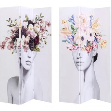 Biombo Spring vs Autumn Hair 120x180cm