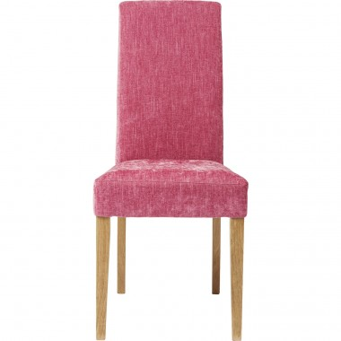 Cadeira Econo Slim Shine Rosa