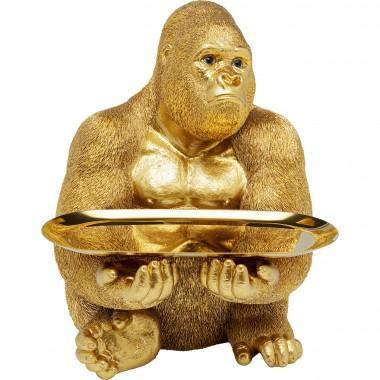 Peça decorativa Gorilla Butler