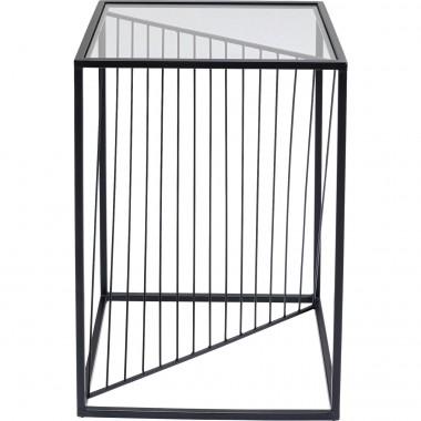 Mesa de apoio Twisted 40x40cm