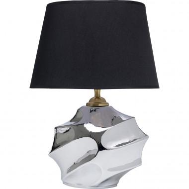 Candeeiro de mesa Alba Silver