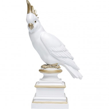 Peça decorativa Proud Parrot