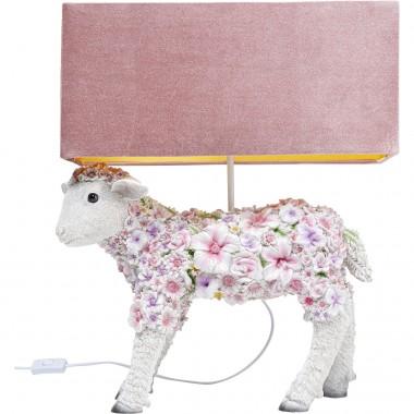 Candeeiro de mesa Animal Flower Sheep