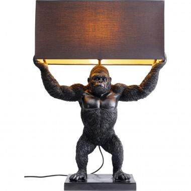 Candeeiro de mesa Animal King Kong 67cm