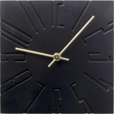 Relógio de mesa Cubito Preto-53251 (5)