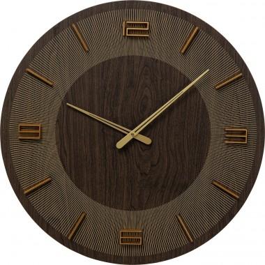 Relógio de parede Levi Castanho Ø60cm