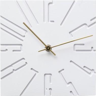 Relógio de mesa Cubito Branxa